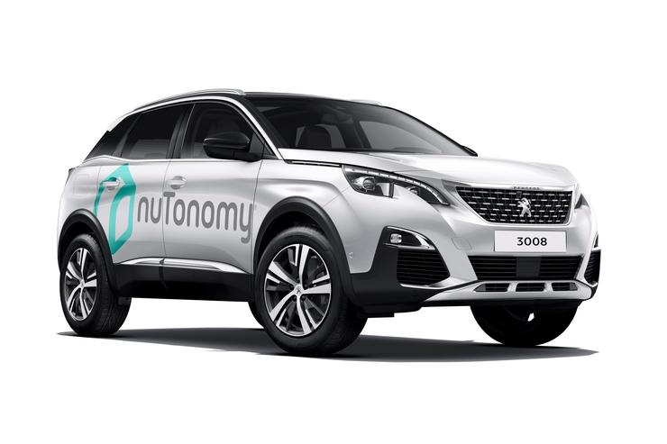 NuTonomy, Groupe PSA to Collaborate on Self-Driving Cars