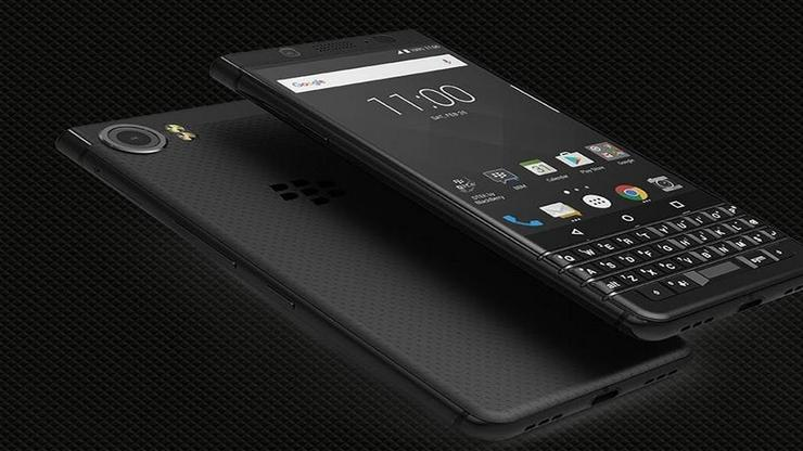 BlackBerry KEYOne: Black Edition