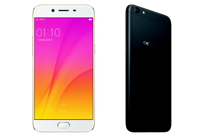 Both variants of the Oppo R9s Plus look very attractive.