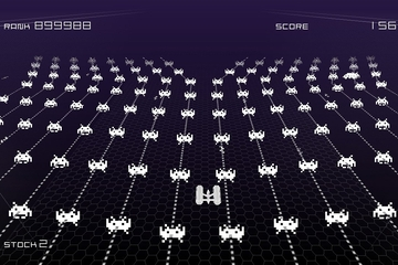 Square Enix Space Invaders: Infinity Gene