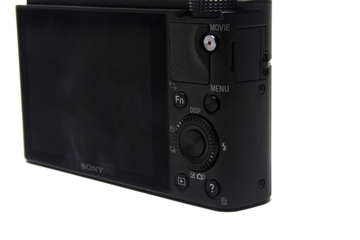 Sony DSC-RX100 compact digital camera review