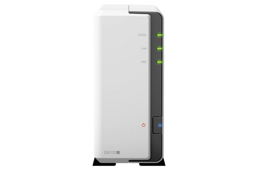Synology DiskStation DS112 NAS device (user review)