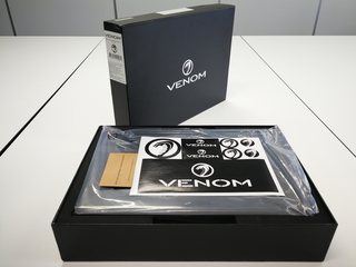 ​Venom Blackbook Zero 14 laptop