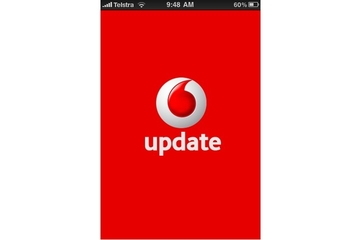 Vodafone Update for iPhone